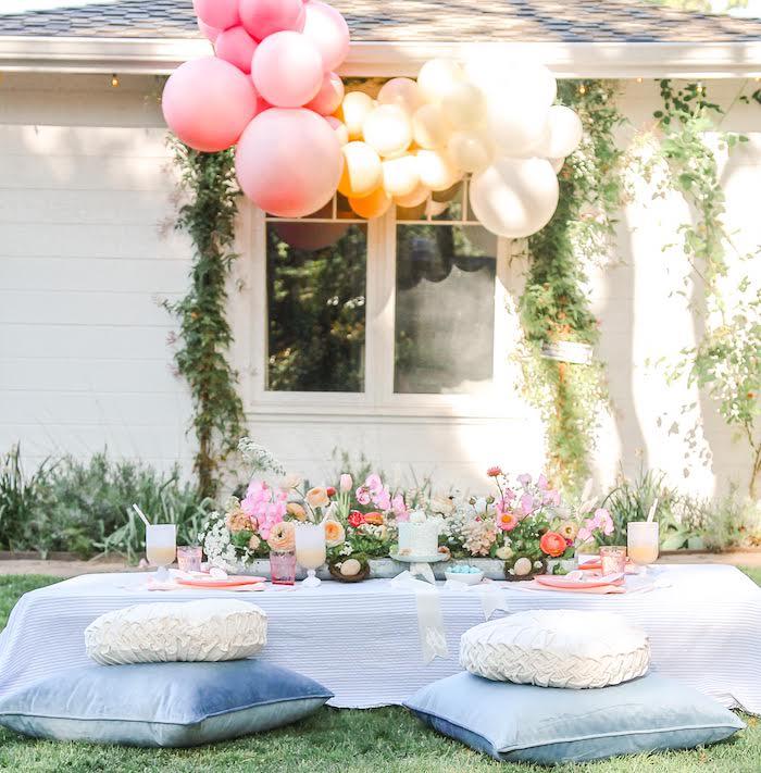 Outdoor Easter Picnic on Kara's Party Ideas | KarasPartyIdeas.com (14)