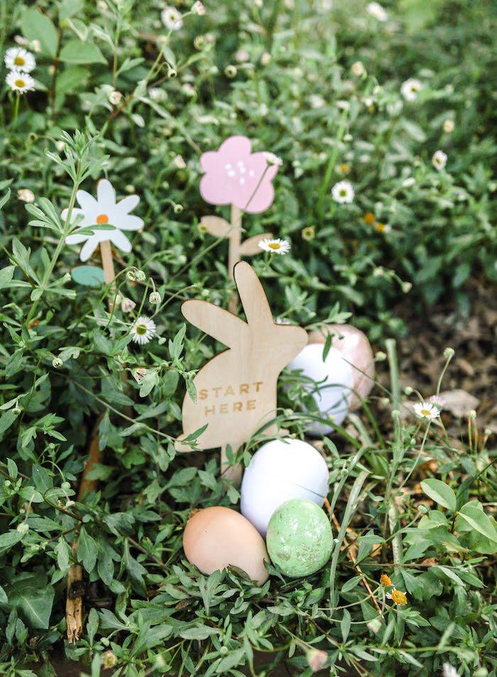 Outdoor Easter Picnic on Kara's Party Ideas | KarasPartyIdeas.com (4)