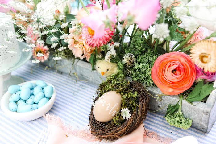 Outdoor Easter Picnic on Kara's Party Ideas | KarasPartyIdeas.com (40)