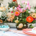 Outdoor Easter Picnic on Kara's Party Ideas | KarasPartyIdeas.com (1)