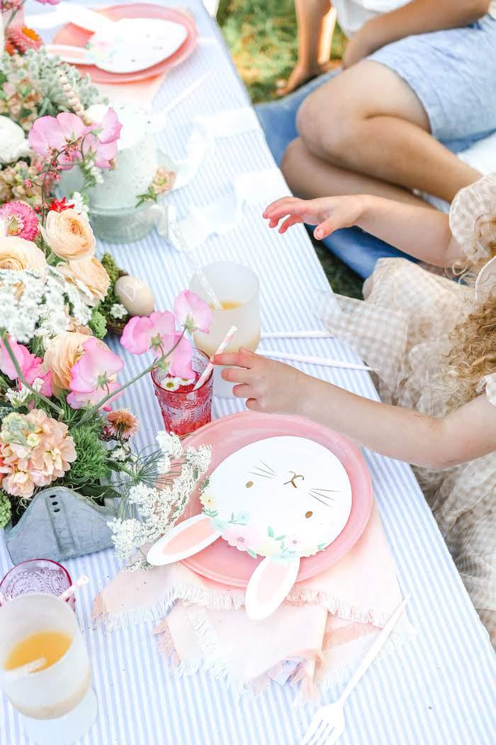 Outdoor Easter Picnic on Kara's Party Ideas | KarasPartyIdeas.com (36)