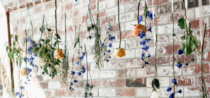 Rustic Vintage Blueberry Baby Shower on Kara's Party Ideas | KarasPartyIdeas.com (3)
