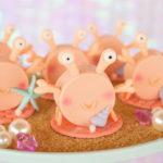 Salty Air + Mermaid Vibes Birthday Party on Kara's Party Ideas   KarasPartyIdeas.com (1)