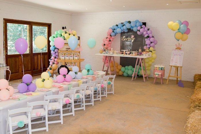 Some Bunny is One Birthday Party on Kara's Party Ideas | KarasPartyIdeas.com (4)