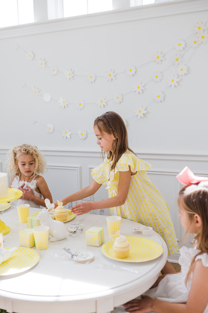 The Little Rabbit Inspired Spring Play Date Party on Kara's Party Ideas | KarasPartyIdeas.com (28)
