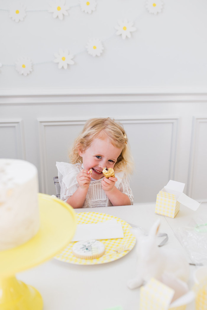 The Little Rabbit Inspired Spring Play Date Party on Kara's Party Ideas | KarasPartyIdeas.com (20)