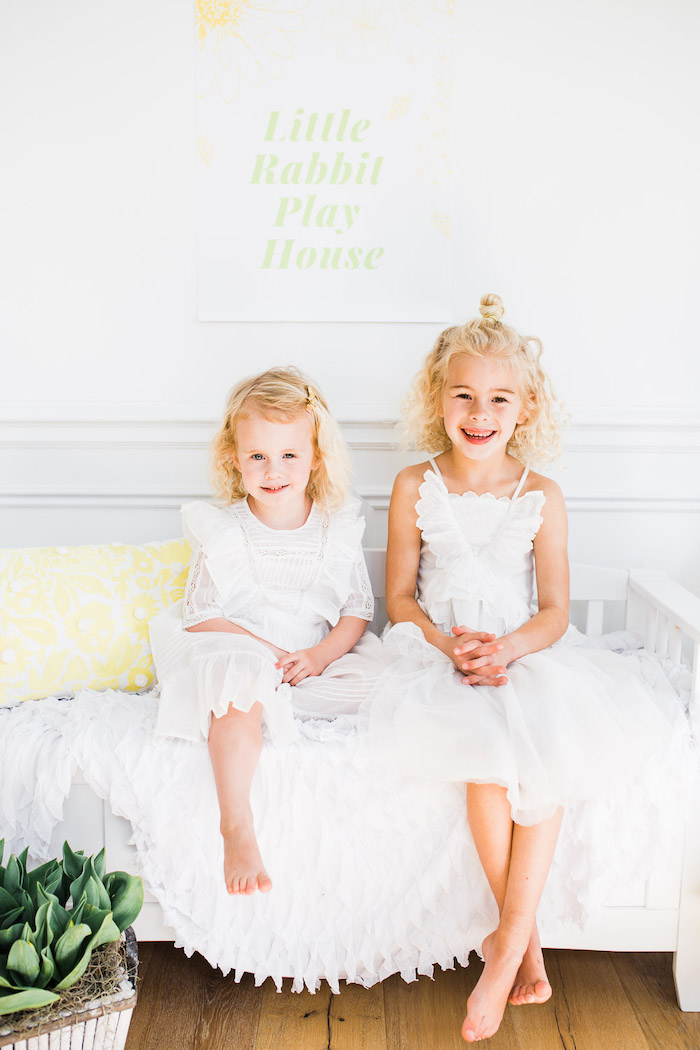 The Little Rabbit Inspired Spring Play Date Party on Kara's Party Ideas | KarasPartyIdeas.com (19)