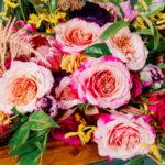 Tropical Floral Urban Wedding on Kara's Party Ideas | KarasPartyIdeas.com (1)