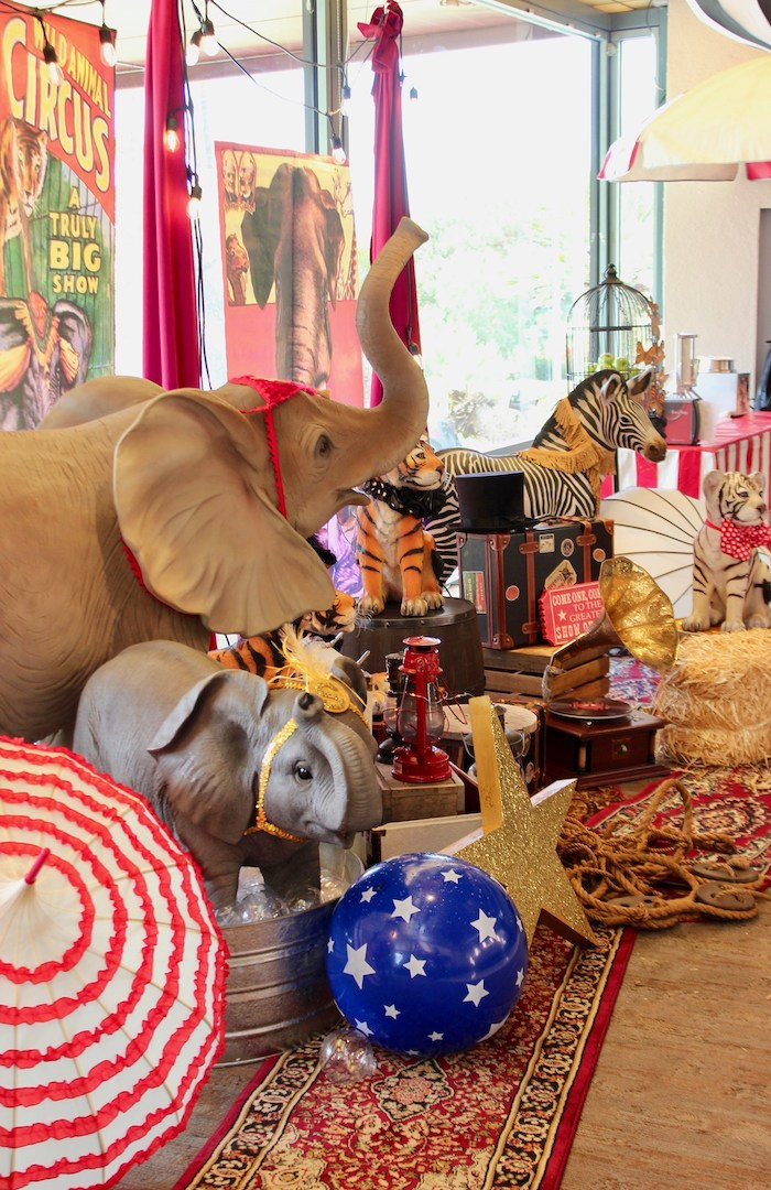 Vintage Circus Baby Shower on Kara's Party Ideas | KarasPartyIdeas.com (14)