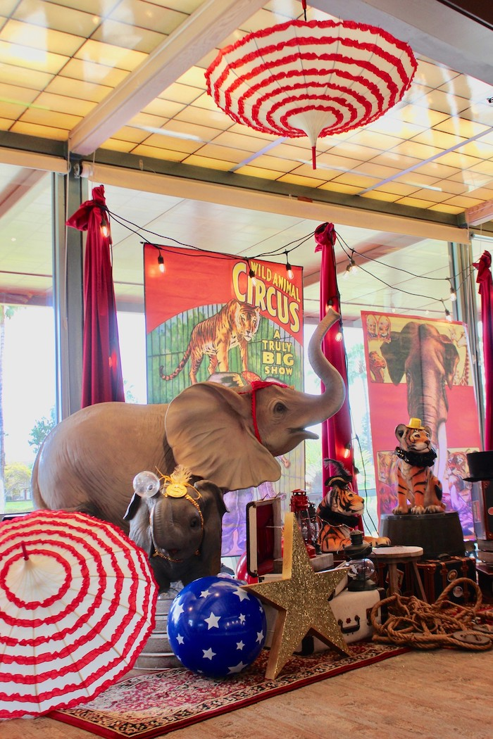 Vintage Circus Baby Shower on Kara's Party Ideas | KarasPartyIdeas.com (7)
