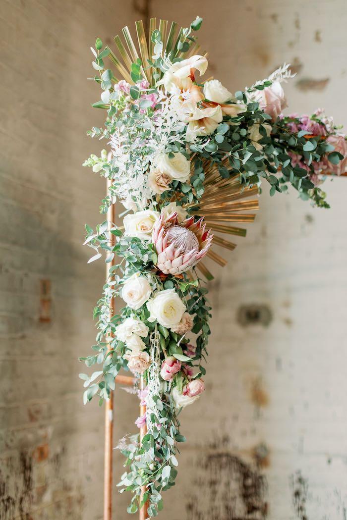 Dreamy Vintage Wedding on Kara's Party Ideas | KarasPartyIdeas.com (17)