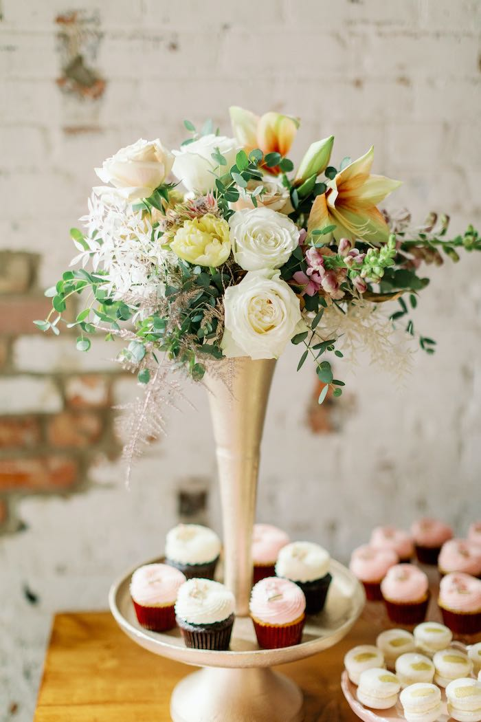 Dreamy Vintage Wedding on Kara's Party Ideas | KarasPartyIdeas.com (53)