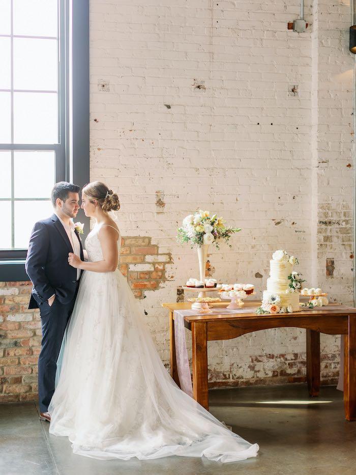 Dreamy Vintage Wedding on Kara's Party Ideas | KarasPartyIdeas.com (14)