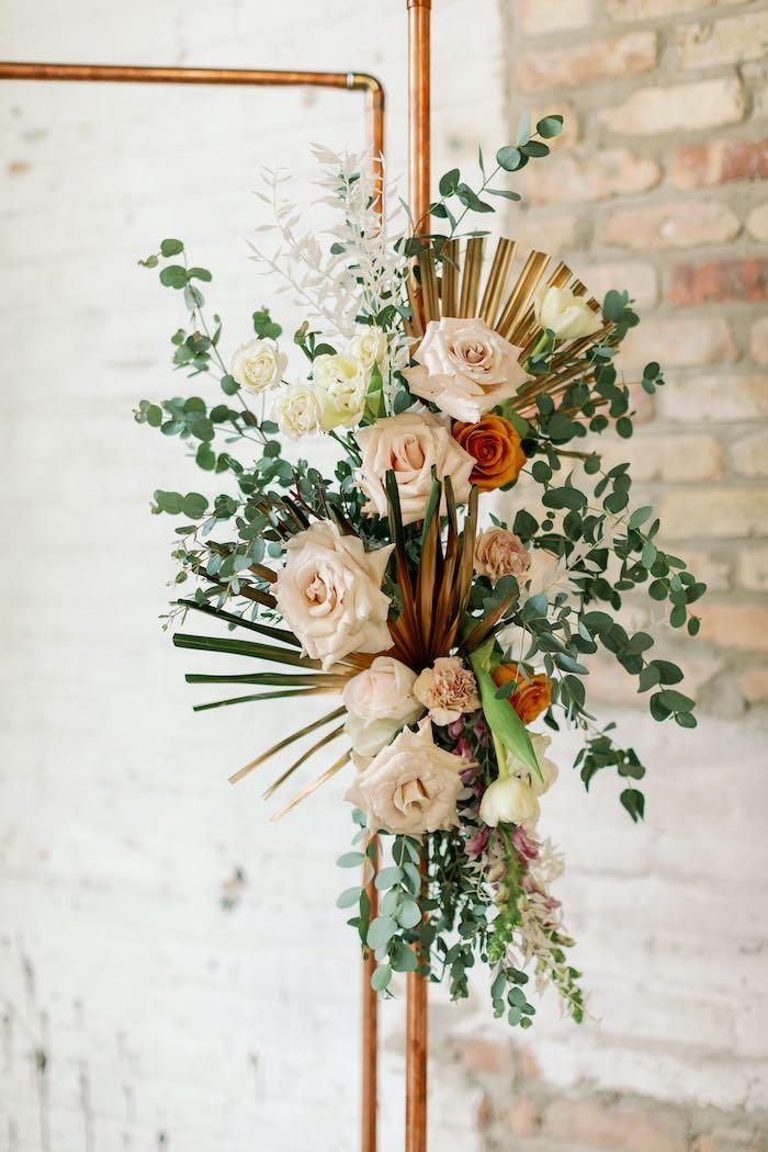 Dreamy Vintage Wedding on Kara's Party Ideas | KarasPartyIdeas.com (13)