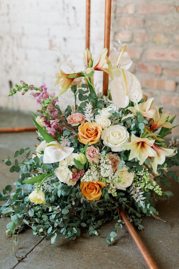 Dreamy Vintage Wedding on Kara's Party Ideas | KarasPartyIdeas.com (10)