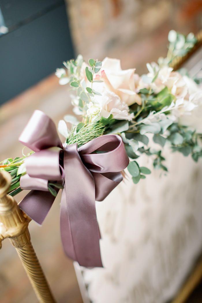 Dreamy Vintage Wedding on Kara's Party Ideas | KarasPartyIdeas.com (48)
