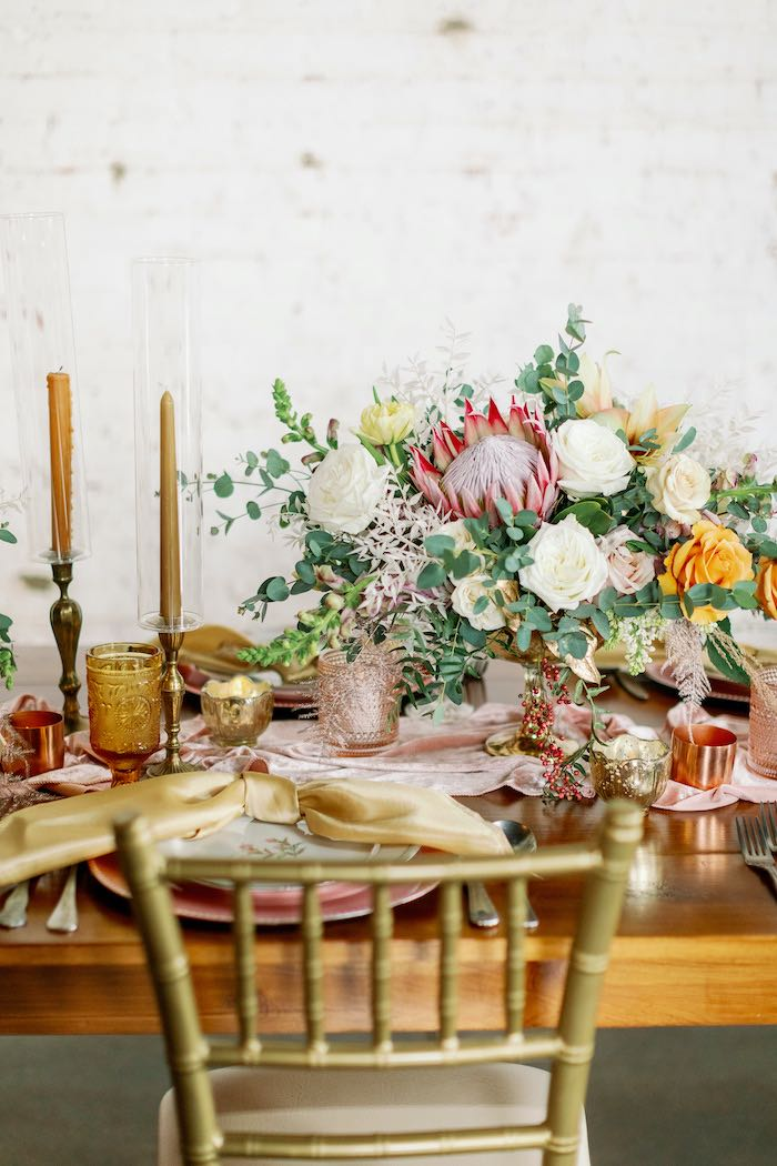 Dreamy Vintage Wedding on Kara's Party Ideas | KarasPartyIdeas.com (46)