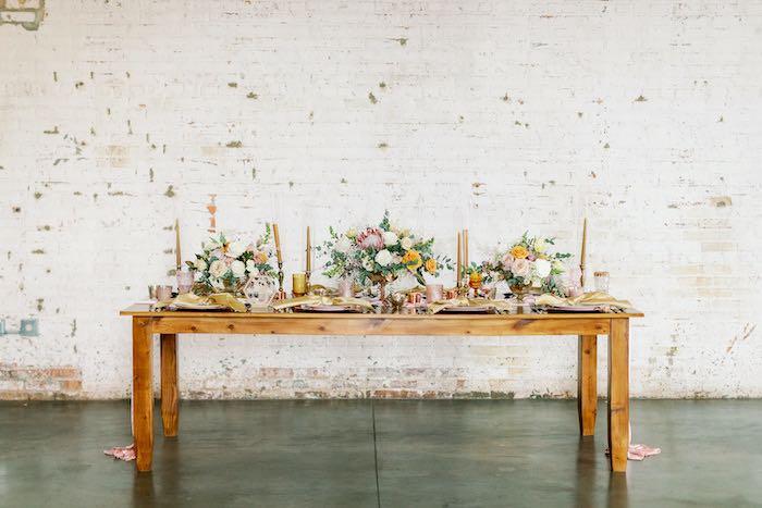 Dreamy Vintage Wedding on Kara's Party Ideas | KarasPartyIdeas.com (45)