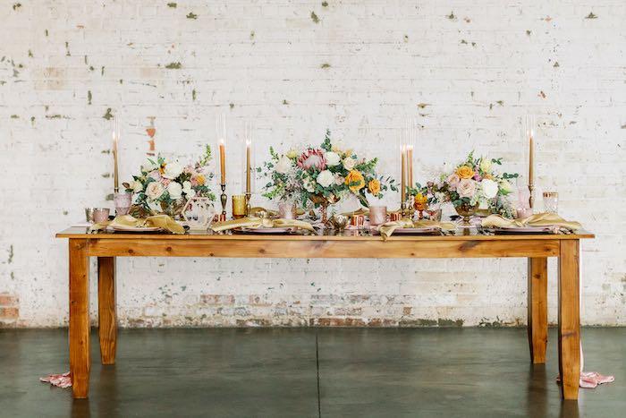 Dreamy Vintage Wedding on Kara's Party Ideas | KarasPartyIdeas.com (44)
