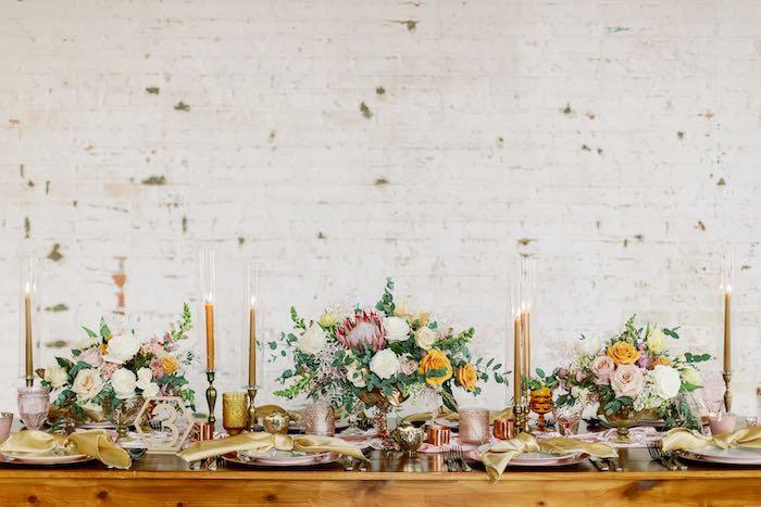 Dreamy Vintage Wedding on Kara's Party Ideas | KarasPartyIdeas.com (43)