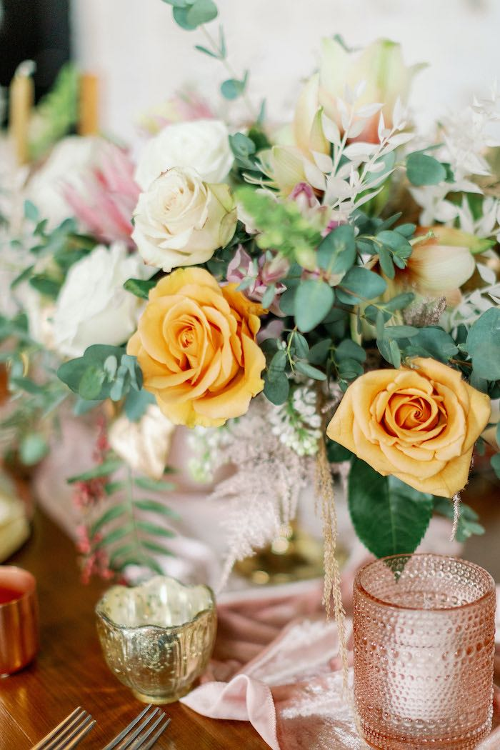 Dreamy Vintage Wedding on Kara's Party Ideas | KarasPartyIdeas.com (42)