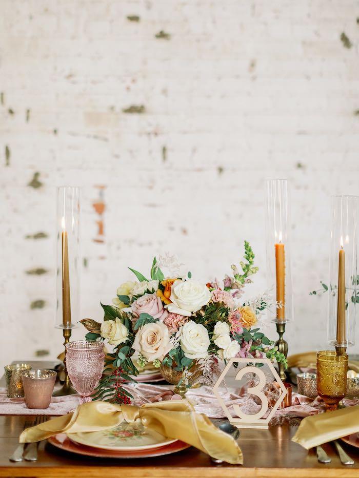 Dreamy Vintage Wedding on Kara's Party Ideas | KarasPartyIdeas.com (41)