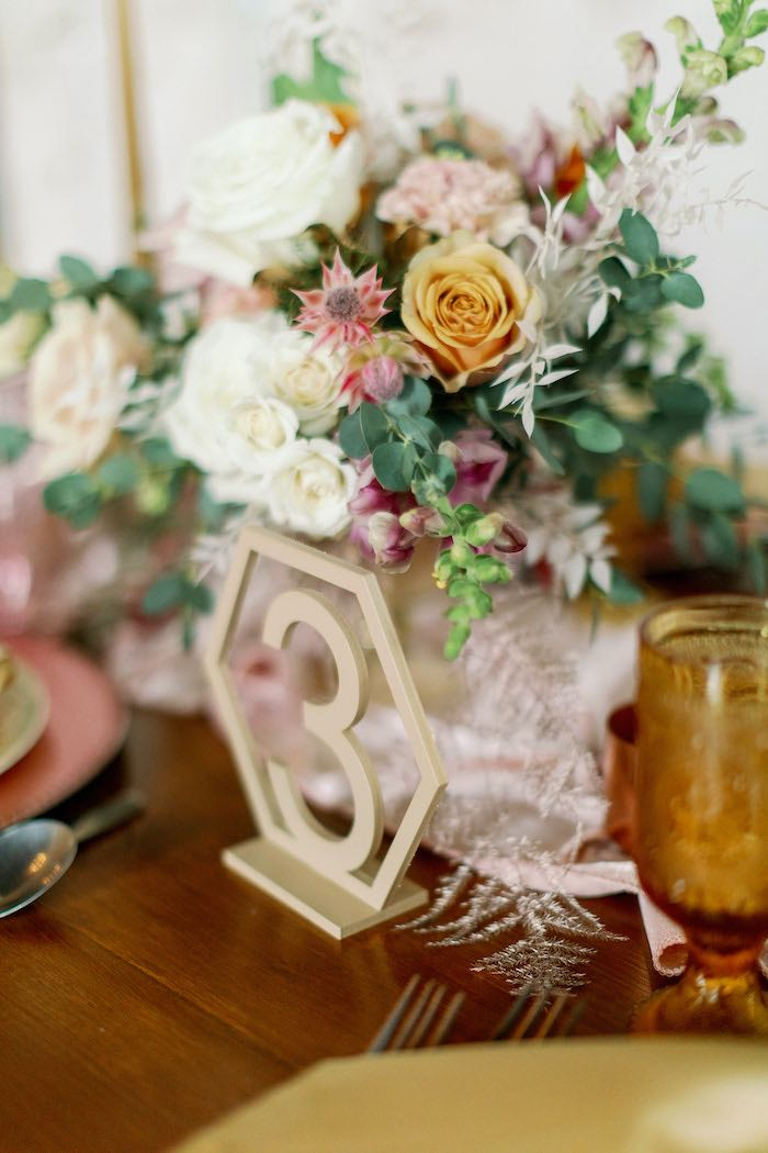Dreamy Vintage Wedding on Kara's Party Ideas | KarasPartyIdeas.com (40)