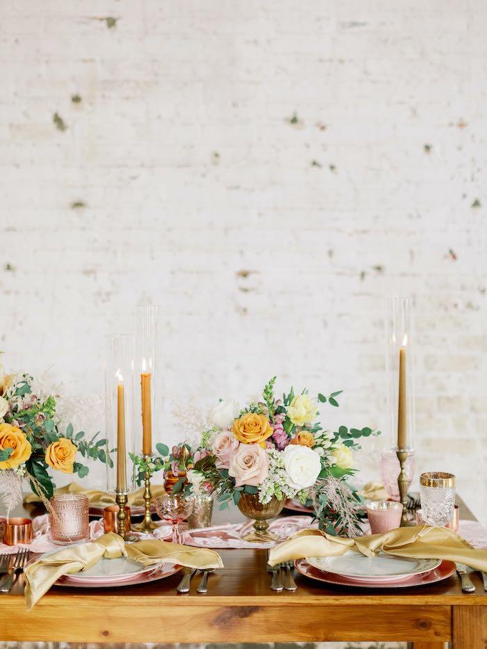 Dreamy Vintage Wedding on Kara's Party Ideas | KarasPartyIdeas.com (39)