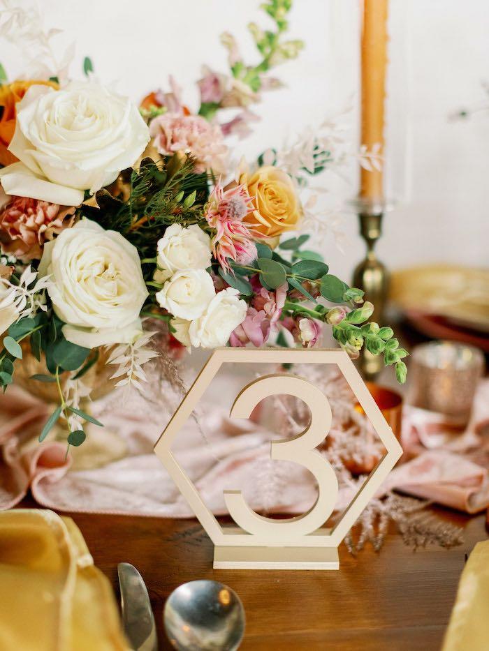 Dreamy Vintage Wedding on Kara's Party Ideas | KarasPartyIdeas.com (37)