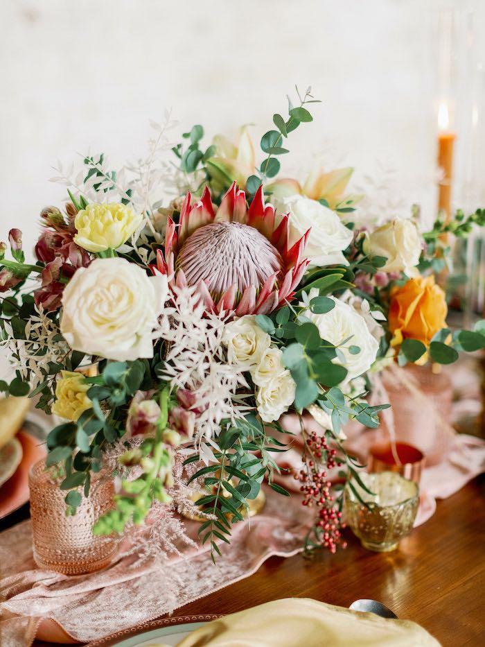 Dreamy Vintage Wedding on Kara's Party Ideas | KarasPartyIdeas.com (36)