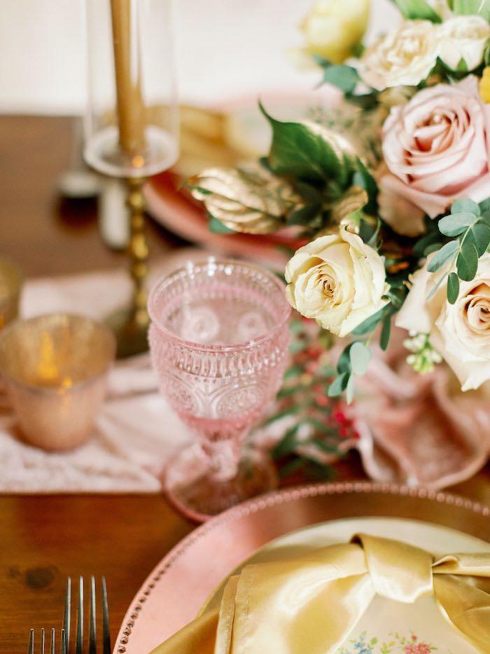 Dreamy Vintage Wedding on Kara's Party Ideas | KarasPartyIdeas.com (35)