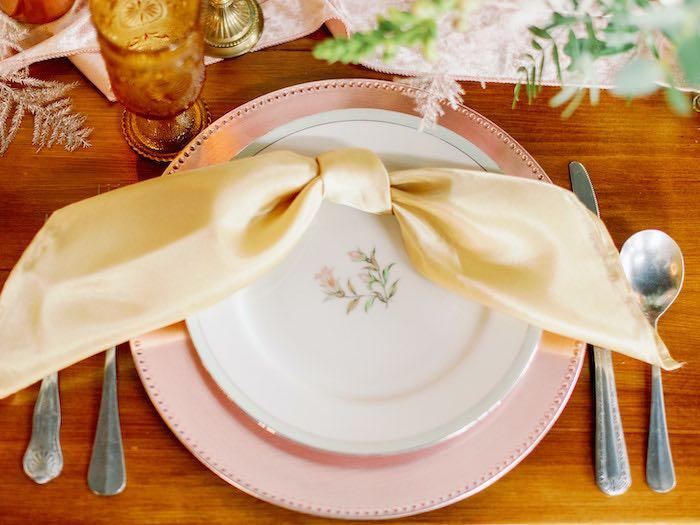 Dreamy Vintage Wedding on Kara's Party Ideas | KarasPartyIdeas.com (34)