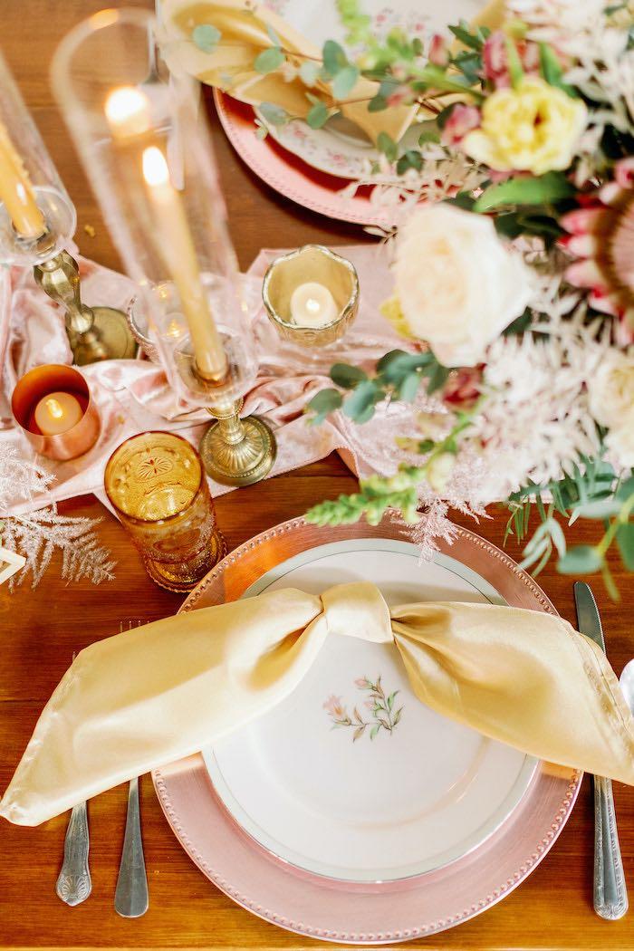 Dreamy Vintage Wedding on Kara's Party Ideas | KarasPartyIdeas.com (33)