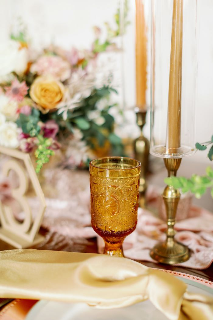 Dreamy Vintage Wedding on Kara's Party Ideas | KarasPartyIdeas.com (32)