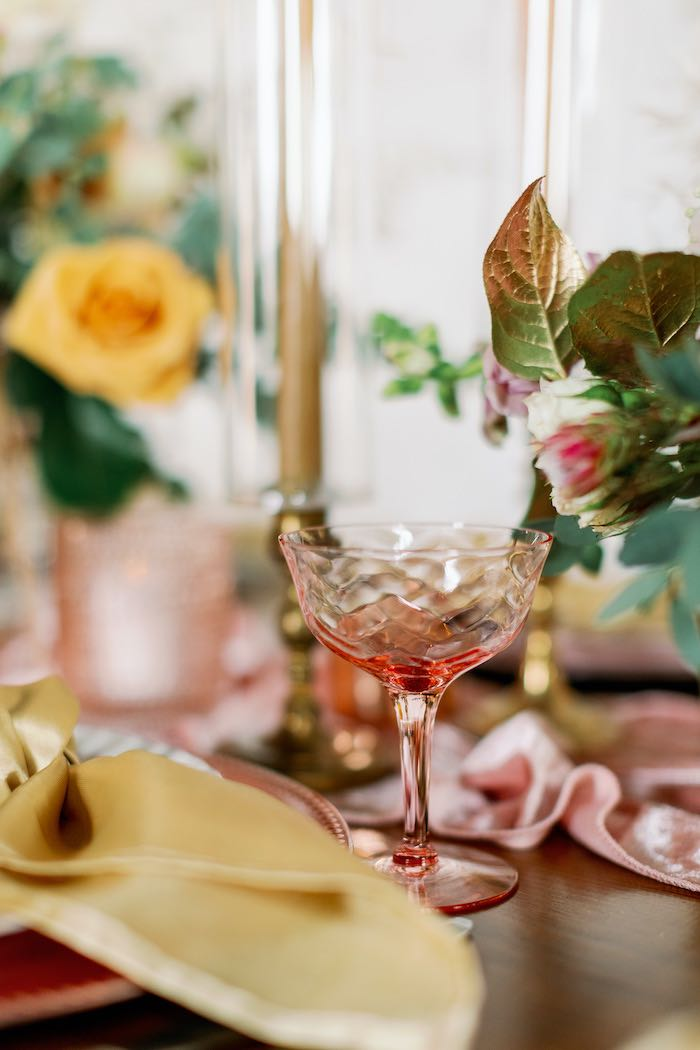 Dreamy Vintage Wedding on Kara's Party Ideas | KarasPartyIdeas.com (30)