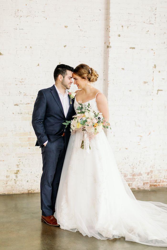 Dreamy Vintage Wedding on Kara's Party Ideas | KarasPartyIdeas.com (28)