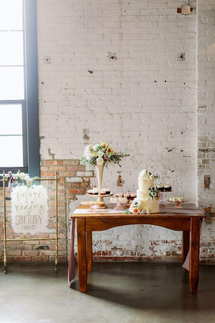 Dreamy Vintage Wedding on Kara's Party Ideas | KarasPartyIdeas.com (57)