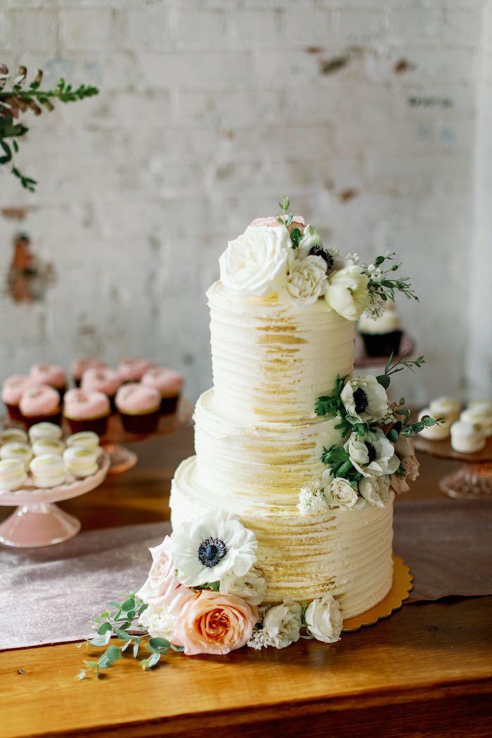 Dreamy Vintage Wedding on Kara's Party Ideas | KarasPartyIdeas.com (56)
