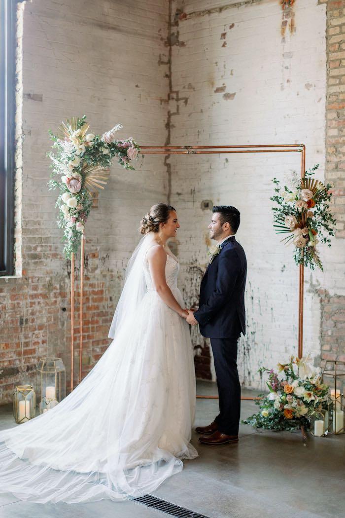 Dreamy Vintage Wedding on Kara's Party Ideas | KarasPartyIdeas.com (21)