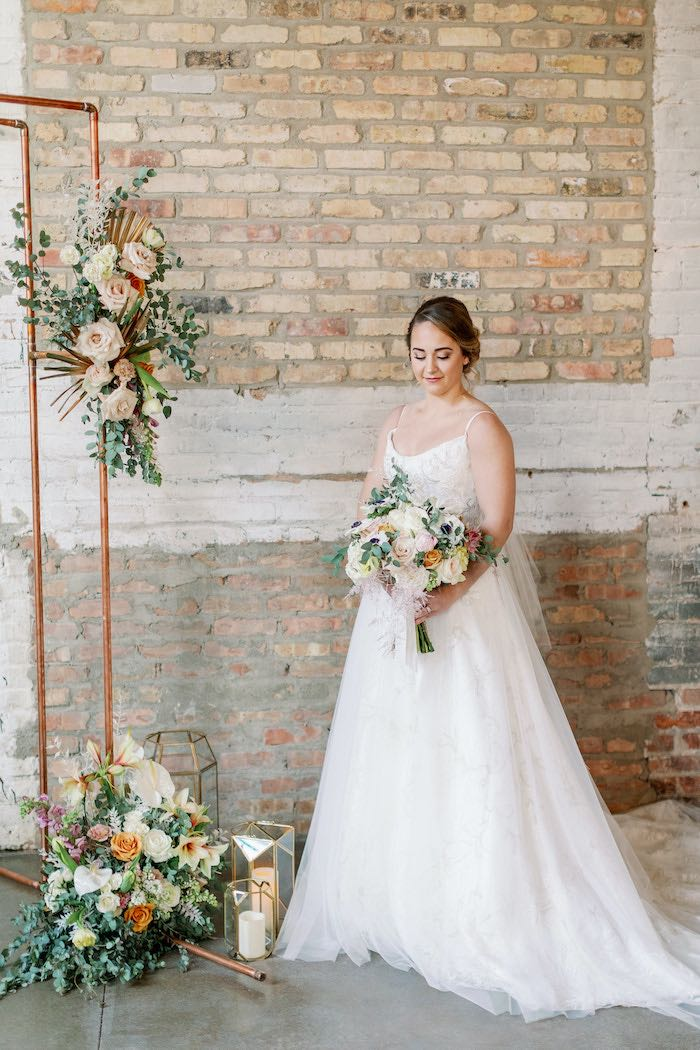 Dreamy Vintage Wedding on Kara's Party Ideas | KarasPartyIdeas.com (19)