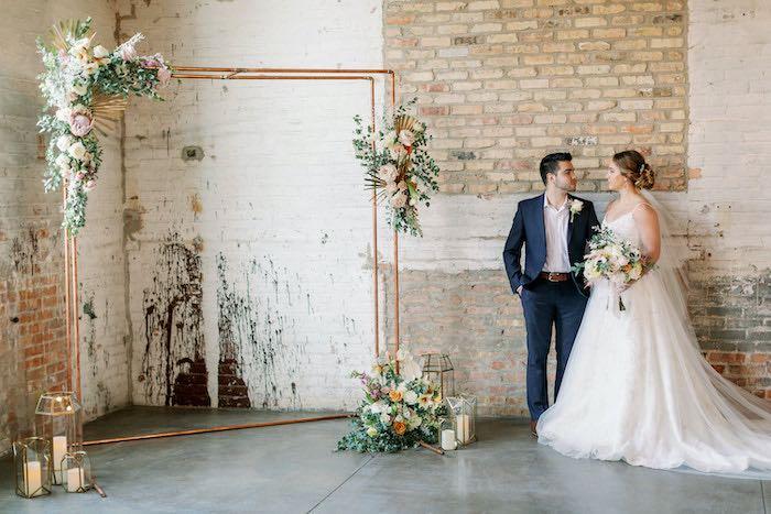 Dreamy Vintage Wedding on Kara's Party Ideas | KarasPartyIdeas.com (18)