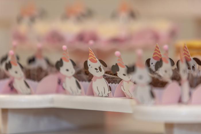 Puppy Brigadeiros from a 2nd Birthday Puppy Paw-ty on Kara's Party Ideas | KarasPartyIdeas.com (18)