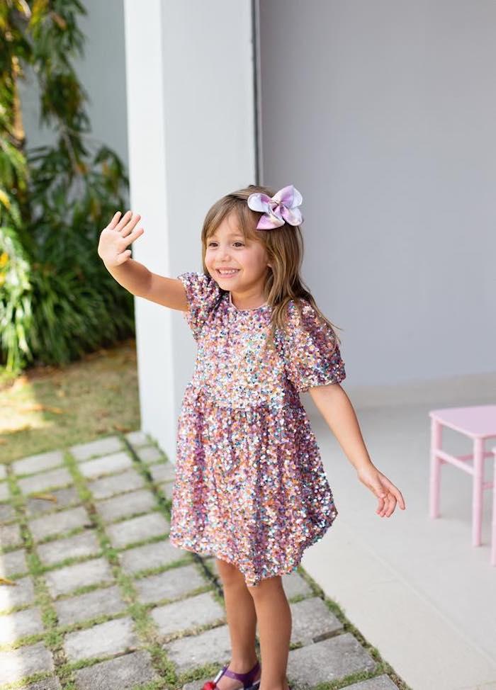 Barbie Quarantine Birthday Party + Parade on Kara's Party Ideas | KarasPartyIdeas.com (22)