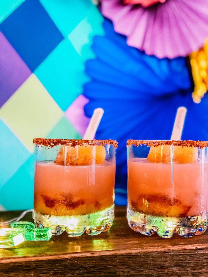 Drinks from a Cinco de Quarantin-o Fiesta on Kara's Party Ideas | KarasPartyIdeas.com (12)
