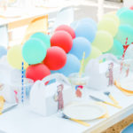 Curious George Birthday Party on Kara's Party Ideas | KarasPartyIdeas.com (3)