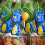 Dino-mite Birthday Party on Kara's Party Ideas | KarasPartyIdeas.com (1)