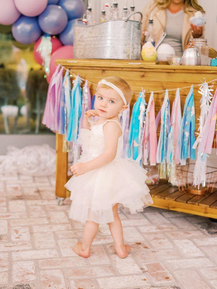 Elegant Frozen Birthday Party on Kara's Party Ideas | KarasPartyIdeas.com (19)