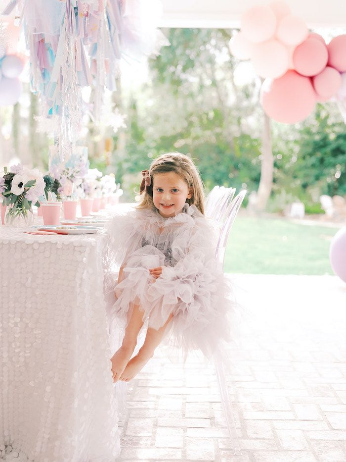 Elegant Frozen Birthday Party on Kara's Party Ideas | KarasPartyIdeas.com (32)