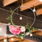 Rustic Floral Dahlias & Roses Birthday Party on Kara's Party Ideas | KarasPartyIdeas.com (4)