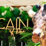 Tropical Safari Birthday Party on Kara's Party Ideas | KarasPartyIdeas.com (4)